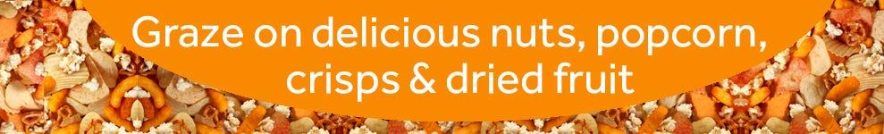 Crisps, Snacks & Nuts