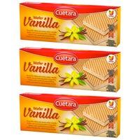 Cuetara Vanilla Wafers 150g