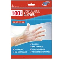 Disposable Gloves 100 Piece