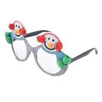 Christmas Snowmen Glasses