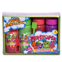 Fruitopia Scented Bubbles 4 Pack