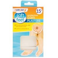 Protective Corn Plasters 15 Pack