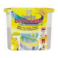 * 151 Interior Dehumidifier with Air Freshener Lemon