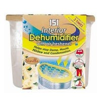 * 151 Interior Dehumidifier with Air Freshener Vanilla