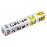 Strong Kitchen Cling Film 50m