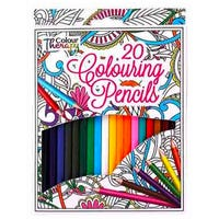 Full Size Colouring Pencils 20 Pack