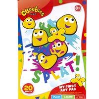 Cbeebies My First Art Pad A3