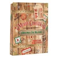 Christmas Gift Bag Light Crate Christmas Eve