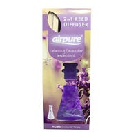 Reed & Bead Diffuser 2 in 1 Calming Lavender Moments