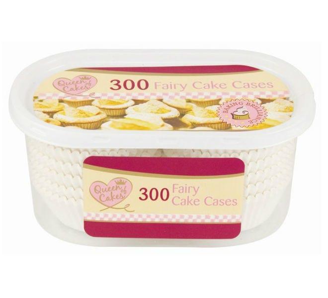 300 Fairy Cake Cases