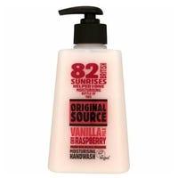 Original Source Handwash Raspberry and Vanilla 250ml