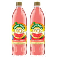 Robinsons Fruit and Barley Pink Grapefruit 1L