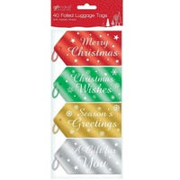 Gift Tags 40 Pack