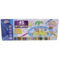 Colouring Pencils 45 Pack