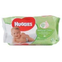 Huggies Pack 56 Wipes Natural Care