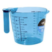 Easy Grip Measuring Jug 1L Blue