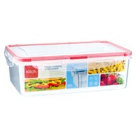 Rectangle Click and Lock Container 1100ml