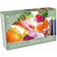 Funky Grow Kits Rainbow Veg 6 in 1