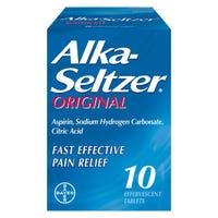 Alka-Seltzer Original 10 Pack