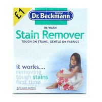 Dr Beckmann In Wash Stain Remover 3 Sachets
