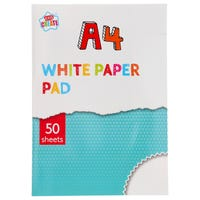 A4 Drawing Pad 50 Sheets