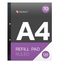 A4 Refill Pad 60 sheets
