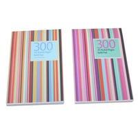 Assorted A5 150 Sheet Refill Pad