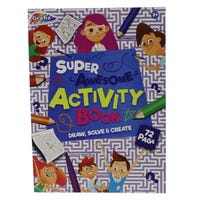 Grafix Super Awesome Activity Book