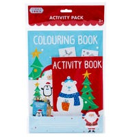 Tinsel Town Christmas Activity Pack
