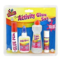 Activity Glue Set 4 Piece