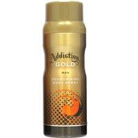 Addiction Gold Men's Body Spray 150ml