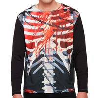Skeleton Top for Adults