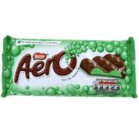 Nestle Aero Bubble Bar Peppermint 4 Pack