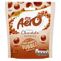 Nestle Aero Milk Bubbles Pouch 102g