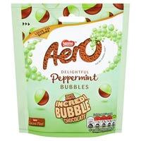 Nestle Aero Peppermint Bubbles Pouch 102g