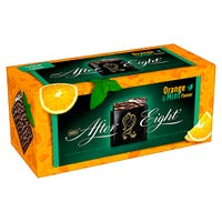 After Eight Limited Edition Mint and Orange Thins 200g