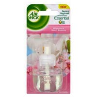 Air Wick Plug In Refill Air Freshener Magnolia And Cherry Blossom 19ml