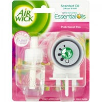 Airwick Plug In Compressed Pink Sweet Pea