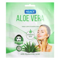 Nuage Aloe Vera and Hyaluronic Acid Face Mask