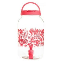 Drinks Dispenser in Pink 3.8L
