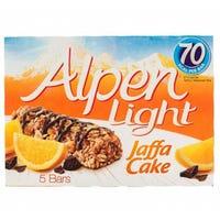 Alpen Light Jaffa Bars 5 Pack 95g