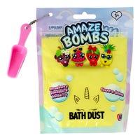Amaze Bombs Bath Dust in Pineapple