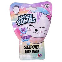 Amaze Bombs Sleepover Face Mask Assorted