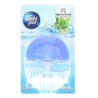 Ambi Pur Liquid Rim Fresh Water and Mint 55ml