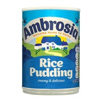 Ambrosia Rice Pudding Tin 400g