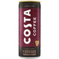Costa Coffee Americano 250ml