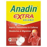 Anadin Extra 12 Tablets