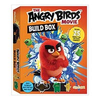The Angry Birds Movie Press Out Models Build Box