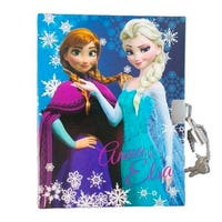 Disney Frozen Secret Diary Anna and Elsa