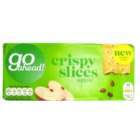Go Ahead! Apple Fruit Slices 5 Pack